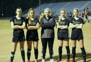 3.5.18 TLH Varsity Girls Soccer @ Wren