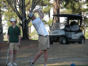 3.20.18 TLH Boys Golf vs. Laurens