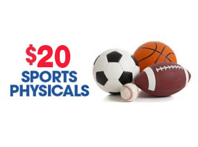 2018 Fall Sport Physicals-This Saturday @ 8 a.m!  $20…
