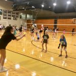 2020 Volleyball Camp