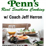 Breakfast w/ Coach Herron at Mama Penn's 8/22