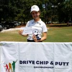 Schulze Shows Out at the PGA Carolinas Drive, Chip, & Putt Competition