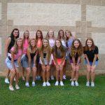 Girls Varsity Golf beats Easley 177 – 258