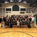Girls Junior Varsity Volleyball beat J L Mann 2 – 1