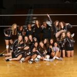 Girls Junior Varsity Volleyball beat Westside 2 – 0