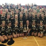 Competition Cheer Team Places 1st at Bear Classic!