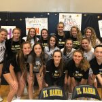 Girls Varsity Volleyball beat Laurens 2 – 0 and clinches Region First Place Finish!