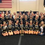 Cheer Team Wins Jacket Cheer Classic!