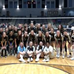 Volleyball makes history sweeping Dorman 3-0 in 3rd Round!