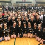 Competition Cheer Team Competes for State Saturday!