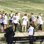 Girls lacrosse wins at home