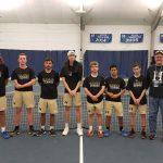 Boys Varsity Tennis beats Edwardsville 6 – 3 (Round 2 – DecoTurf High School Championships)