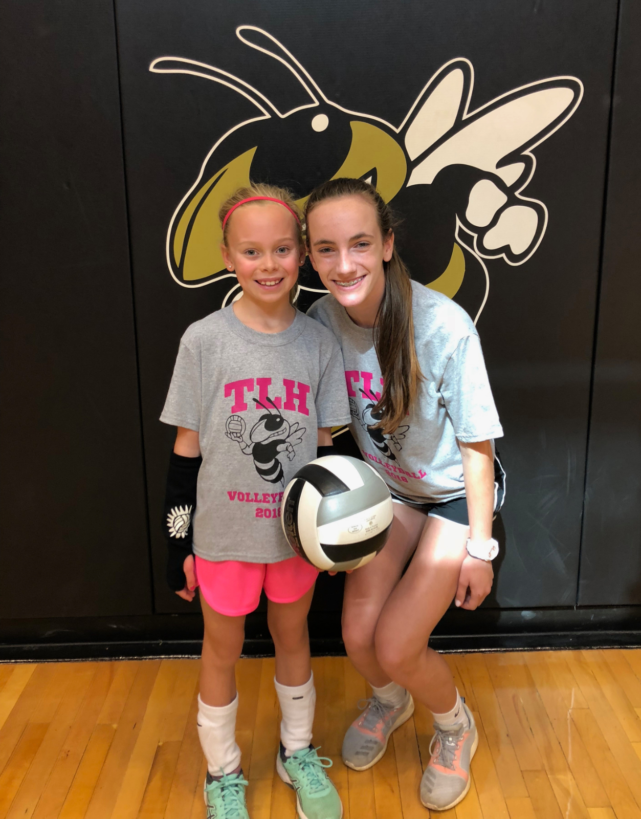 2019 T.L. Hanna Volleyball Camp Registration