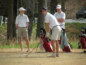 3/14/19 TLH Varsity/JV Golf vs. Wade Hampton
