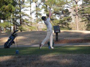 3/19/19 TLH JV Golf vs. JL Mann