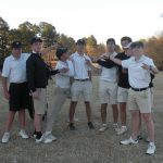 Walker leads balanced attack in Jacket golf victory