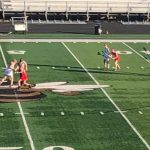 Girls Varsity Lacrosse defeats Wade Hampton 11 – 5