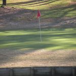 Less than perfect weather and course conditions hamper Jacket golfers