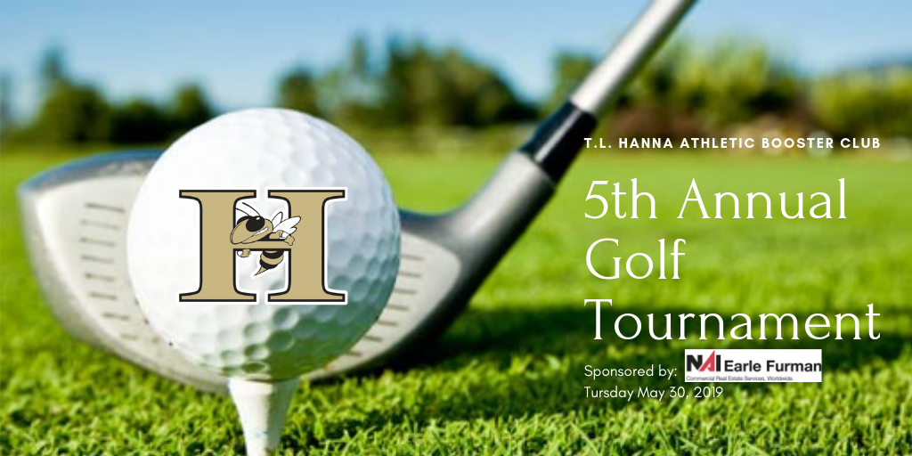 5th Annual Booster Club Golf Tournament