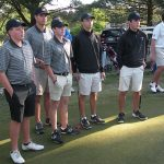 Boys golf finishes 6th at Wren Invitational