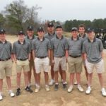Jacket Varsity Golf Wins 3-way to close regilar season