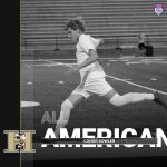Dowler Named an Allstate All-American in Soccer