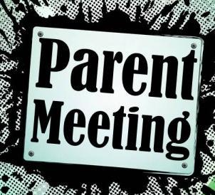 FALL SPORT PARENT MEETING
