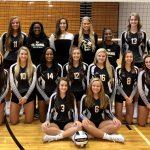 Varsity Volleyball beat Byrnes, SCA & BHP