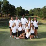 TLH Girls Golf beats Laurens High School