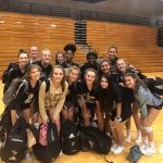 Junior Varsity Volleyball beat Greenwood 2 – 0