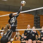Junior Varsity Volleyball beat Greenwood 2 – 1