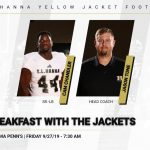 Breakfast with the Jackets!