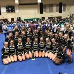 Competition Cheer Makes Waves at the Green Wave Invitational