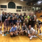 Varsity Volleyball beat Westside 3 – 0