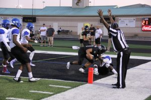 9/6/19 TLH Football vs. Inlet Grove (FL)