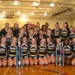 Varsity Competition Cheer wins 1st