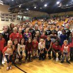 Varsity Volleyball beats Wade Hampton 3 – 1