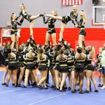 Varsity Competition Cheer – 1st place & Grand Champs!