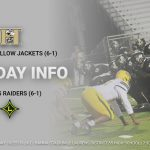 T.L. Hanna Football vs. Laurens Gameday Info