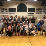 Varsity Volleyball beats Fort Mill 3 – 0