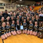 Varsity Competition Team wins 2nd!