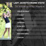 Ladies Golf State Championship Under Way
