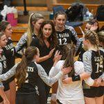 Varsity Volleyball falls to Dorman 3 – 2
