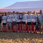 Boys Cross Country State Runner-Ups!