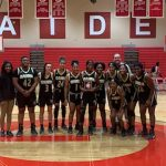 Lady Jackets win Thanksgiving tournament at the buzzer