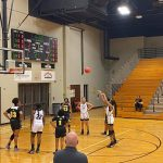 Varsity Girls Basketball defeated Greenwood Friday Night