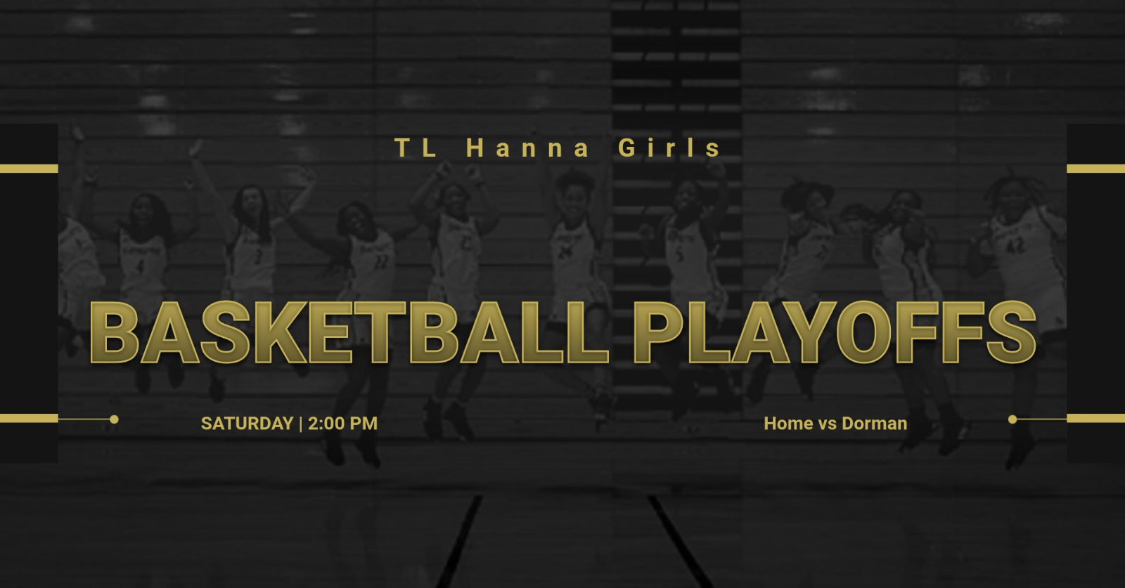 Girls Basketball Re-scheduled for Saturday-2pm