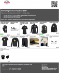 Get Your 2020 TLH Football Gear Here…