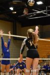 Varsity Volleyball beats Nation Ford 2 – 0