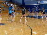 Junior Varsity Volleyball falls to Woodmont 2 – 0